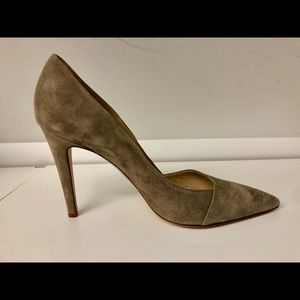 Saks Fifth Ave Closed-Toe Heels